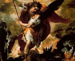 Oraciones fuertes a San Miguel Arcángel