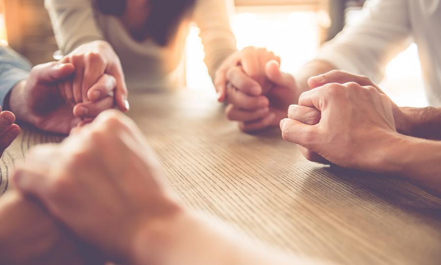 pasos para hacer la oración